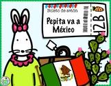 Pepita va a Mexico Culture Activity Pack Spanish Resources