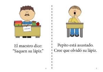 Pepito y su Lápiz Amarillo