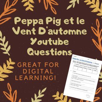 Peppa Pig- Le Vent D'automne