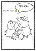 Peppa Pig Sight Word Activity Bundle