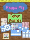 Peppa Pig Token Boards