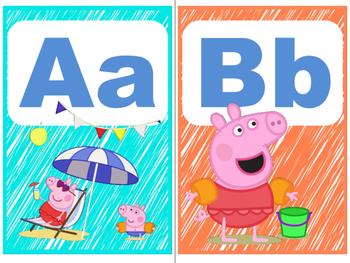 Peppa Pigs ABC's