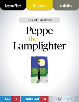 Peppe the Lamplighter Lesson Plans & Activities Package, S