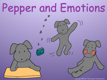 Pepper and Emotions
