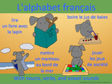 Pepper's French Alphabet (and vowels and vowel sounds)