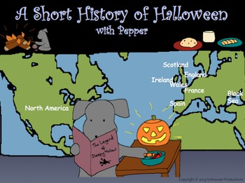 Pepper's Short History of Halloween