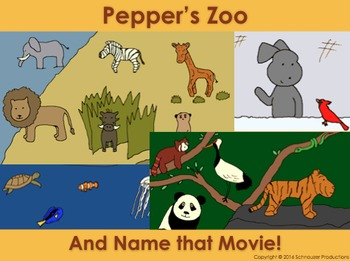Pepper's Zoo is a Wildlife Reserve in English