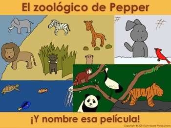 Pepper's Zoo is a Wildlife Reserve in Spanish