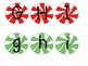 Peppermint Candy Letter Matching