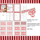 Peppermint Candy Numbers and Number Words
