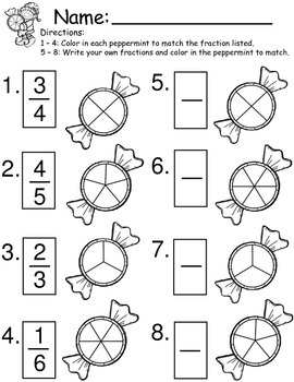 Peppermint Fractions