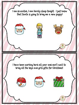 Social Skills: Christmas