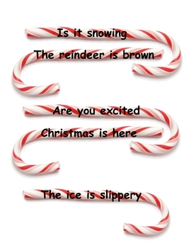 Peppermint Punctuation