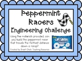 Peppermint Racers: Engineering Challenge Project ~ Great STEM Activity!