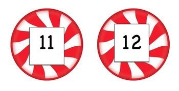 Peppermint ten frames 11-20