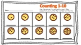 Pepperoni Counting 1-10
