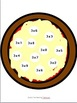 Pepperoni Multiplication x3 File Folder Game