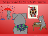 Valentine's Day History with French by Pepper