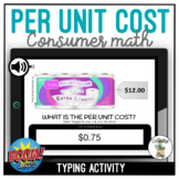 Per Unit Cost Typing Boom Cards
