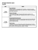 Percent Applications Intervention Lesson - 6.5B