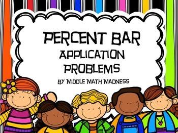 Percent Bar Application Problems
