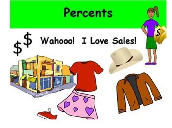 Percent Bar Models Using 10% & 1%