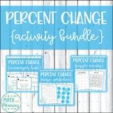 Percent Change Activity Mini-Bundle