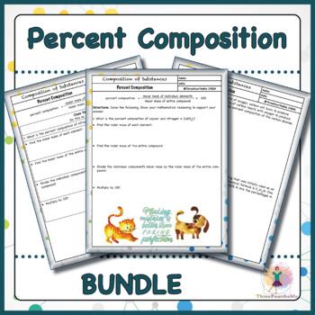 Percent Composition BUNDLE