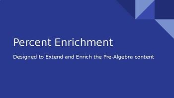 Percent Enrichment Quest