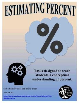 Percent - Estimating Percentages - An Introduction