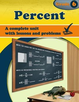 Percent: Grade 6