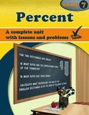 Percent: Grade 7