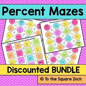 Percent Maze Bundle