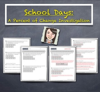 Percent Of Change Increase Decrease Novel Investigation & Discovery