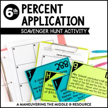 Discount, Tax, Tip Percent Application