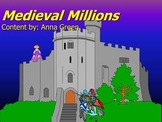 Percent Proportion Medieval Millions Game