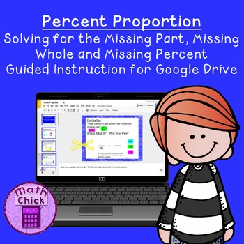 Percent Proportion : Solving for the missing part, whole and percent Google