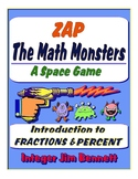ZAP The Math Monsters