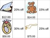 Percent Shopping