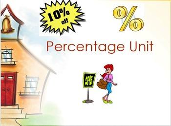 Percent Unit