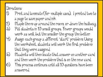 Percent Word Problems 6-RP3c
