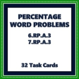 Percentage Word Problems