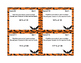 Percent and Rounding-CCSS.6.RP.A.3.C-Grade 6-48 Math Task Cards-Halloween