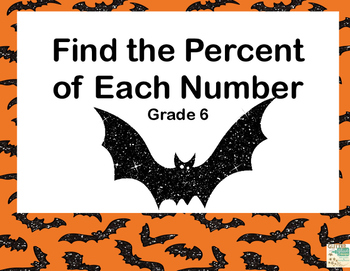 Percent and Rounding-CCSS.6.RP.A.3.C-Grade 6-48 Math Task