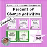 Percent of Change Activities Bundle