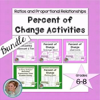 Percent of Change Activities