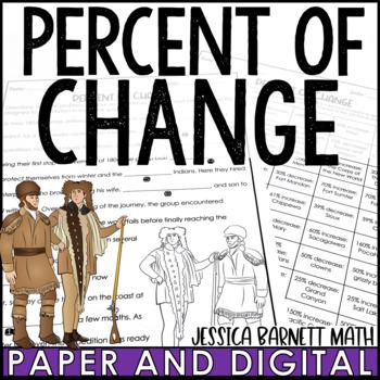 Percent of Change Mistory Lib Activity