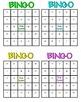Percent of a Number Bingo