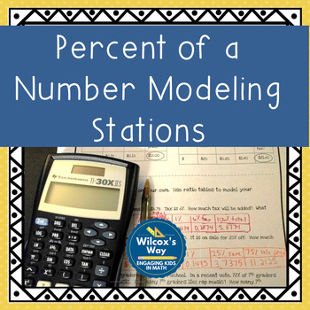 Percent of a Number Modeling Stations