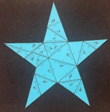 Percent of a Number/ Percent Proportion (Star- Shaped PUZZLE)
